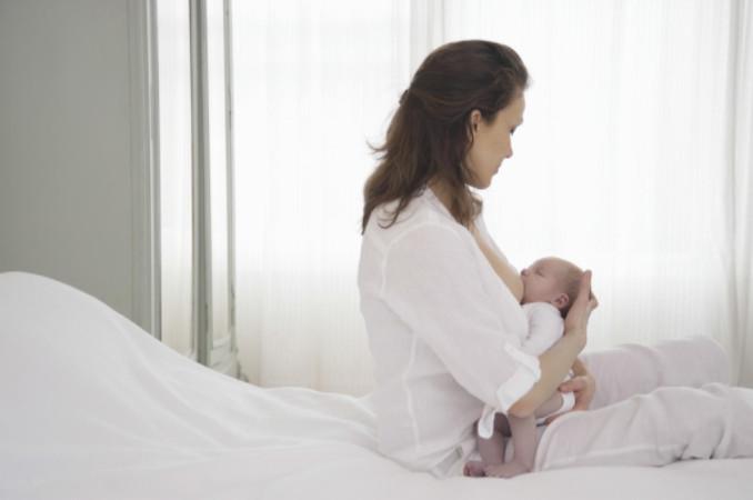 breastfeeding while sick
